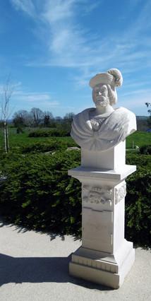 Buste François Ier