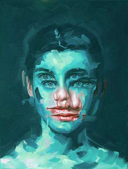 oil on canvas - 35x27 cm - 2020