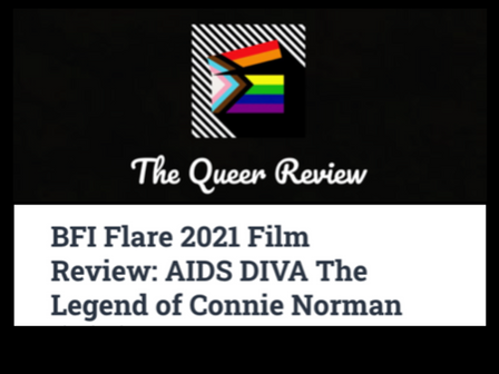 REVIEW of 'AIDS DIVA' from 'The Queer Review'