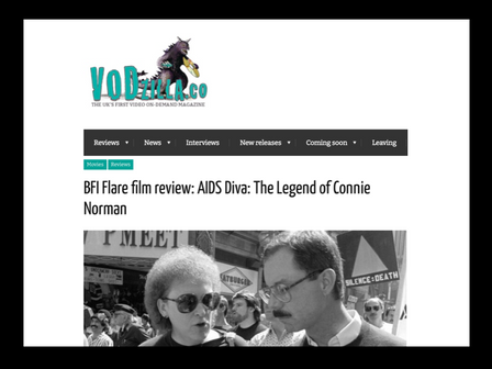REVIEW of 'AIDS DIVA' from VODzilla.co