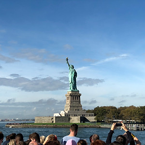 Class Trip to Statue of Liberty and Ellis Island