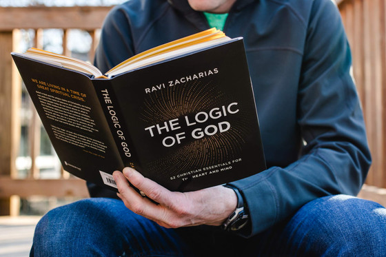 Book Review: The Logic of God by Ravi Zacharias
