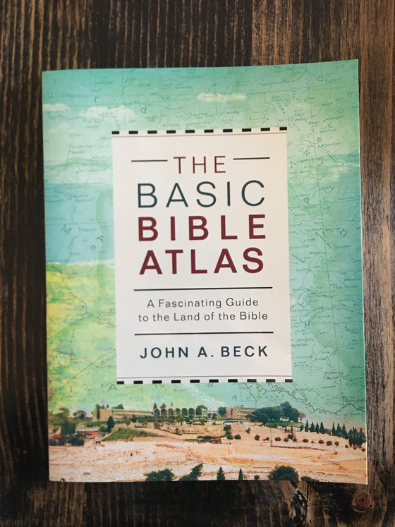 "Truth for Doubt Resource Review- ""Basic Bible Atlas"" by John A. Beck"