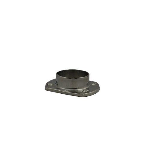 925 - Oblong Narrow Flange