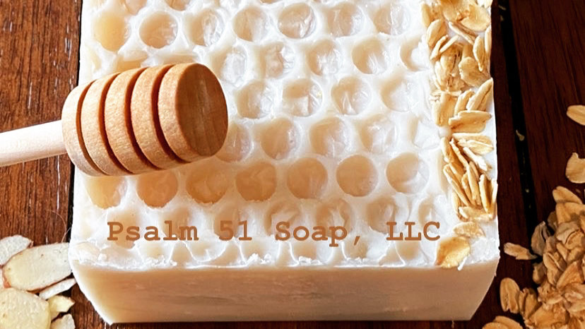 Oatmeal honey almond