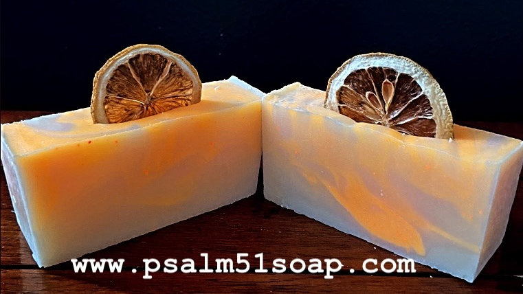 Citrus and vanilla