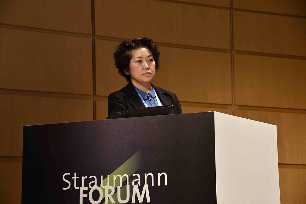 Straumann Forum 2019 荒尾誠子先生
