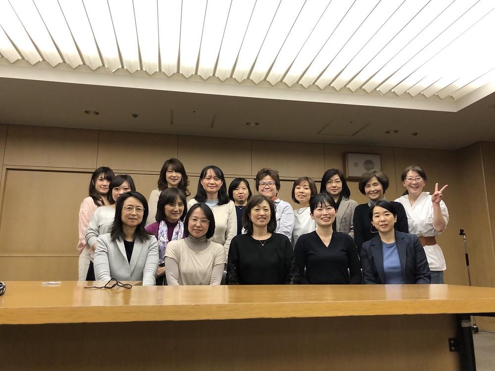 WDAI 東京EC飯田橋3.31.2018.