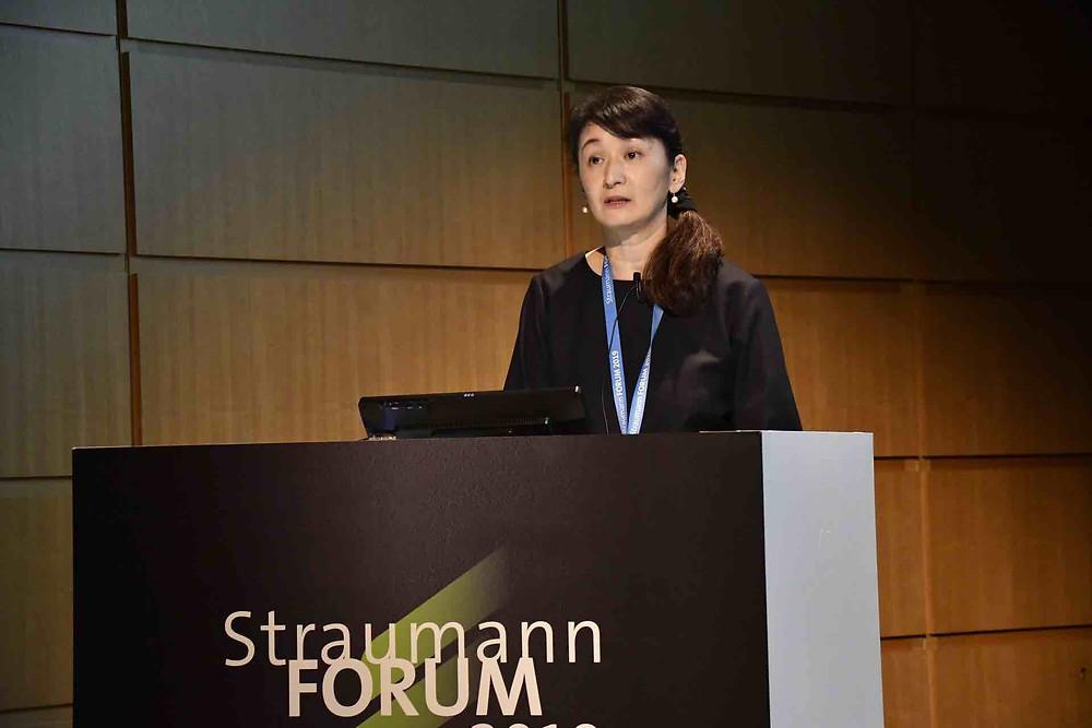 Straumann Forum 2019 山口千緒里先生