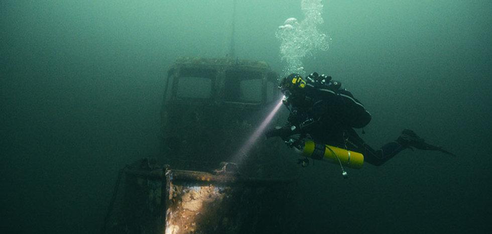 Hydroactive - PADI learn to scuba dive - Ocean Reef IDM - Craig Mainprize