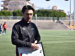 戸田和幸さん新コーチ就任