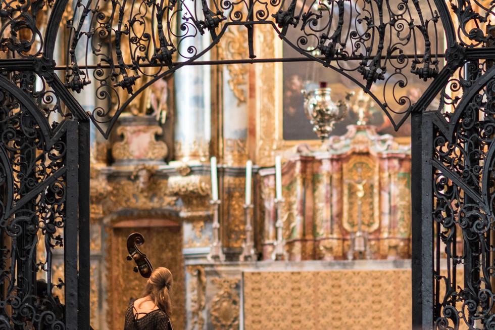 Musik in der Klosterkirche Muri
