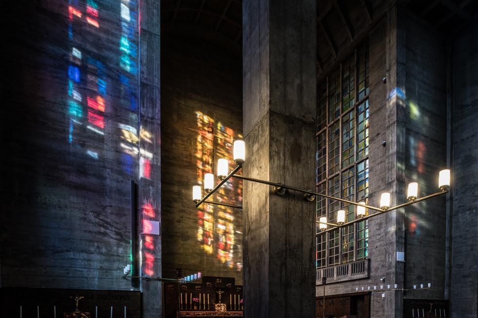 Spiritual Spaces - Moderner Kirchenbau