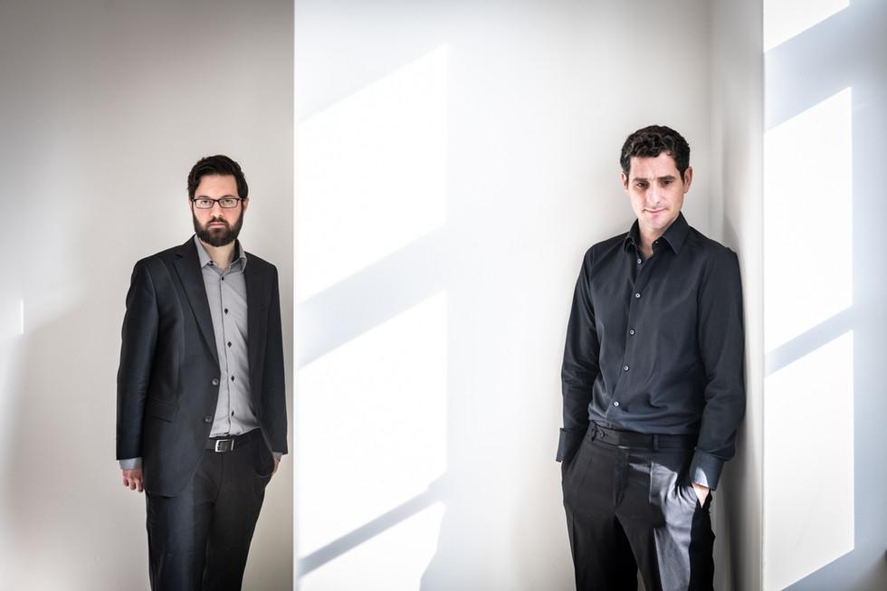 Gitarrenduo Philipp Schmidt und Stefan Volpp