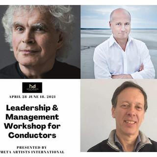 Opus 1: Leadership & Management Workshop for Conductors
