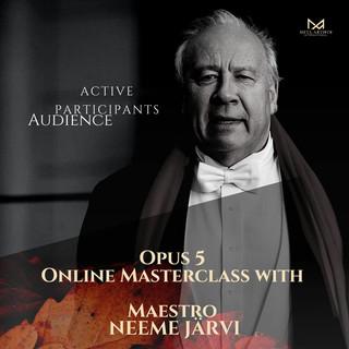 Opus 5: Neeme Järvi Masterclass
