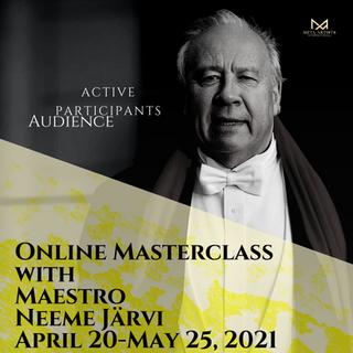 Opus 3: Neeme Järvi Masterclass