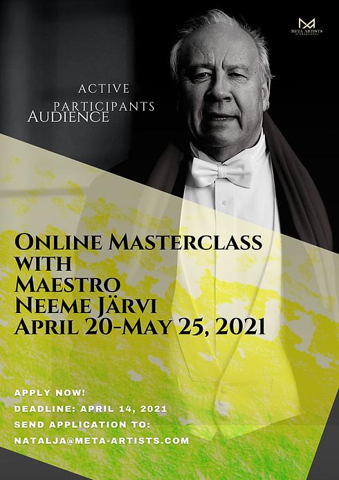 Poster NJ_3rd Masterclass