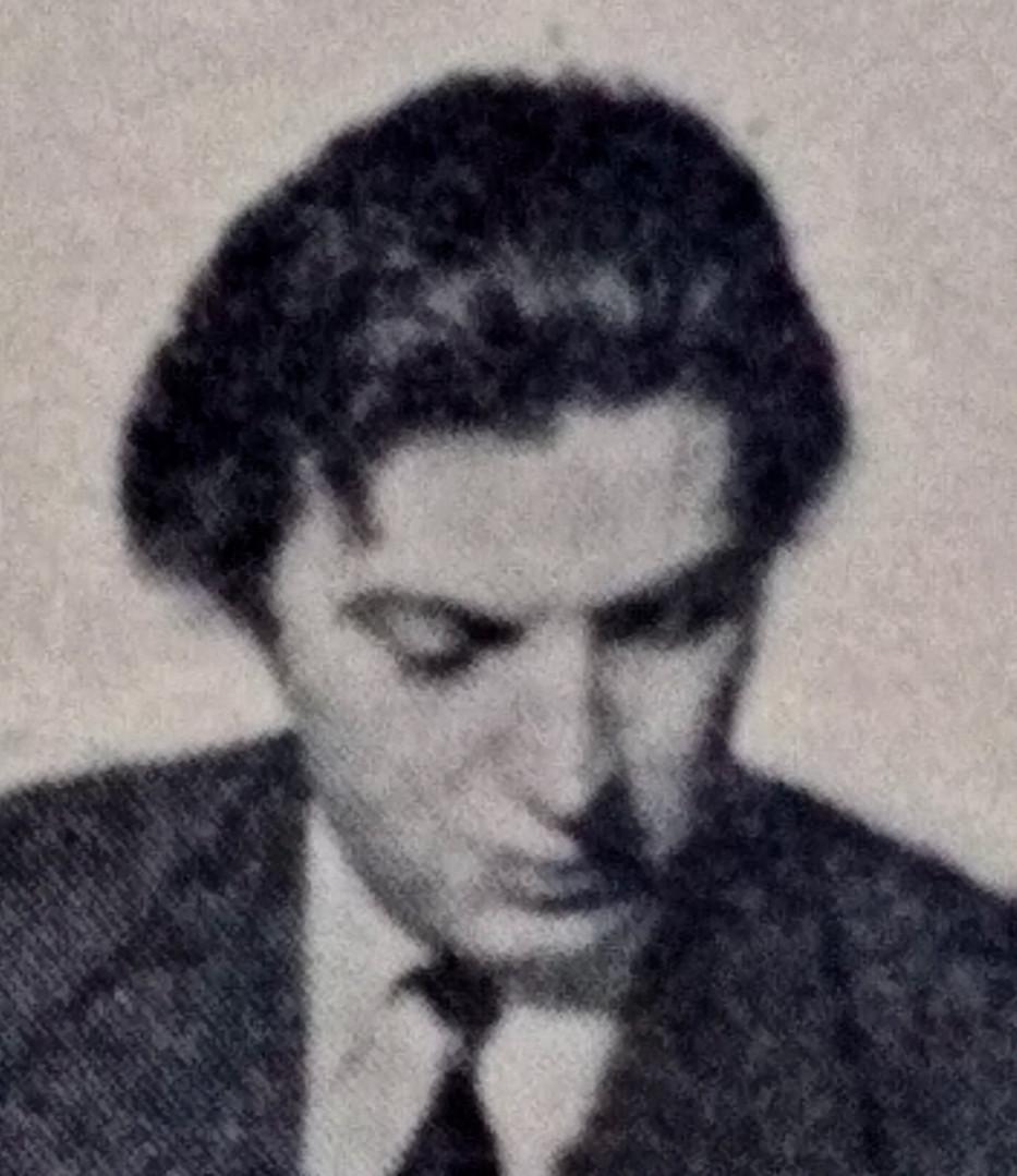 Yves Ramette in 1955