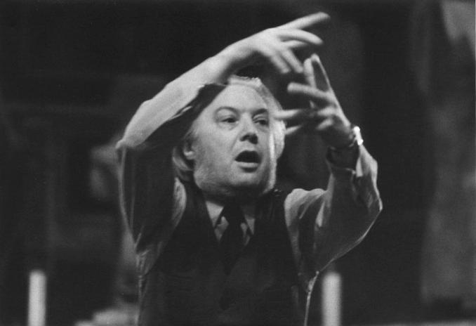 Yves Ramette conducting