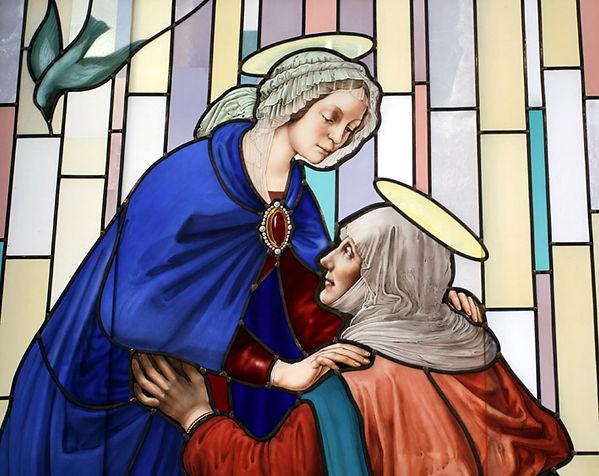 聖母マリアのエリザベートご訪問1.jpg