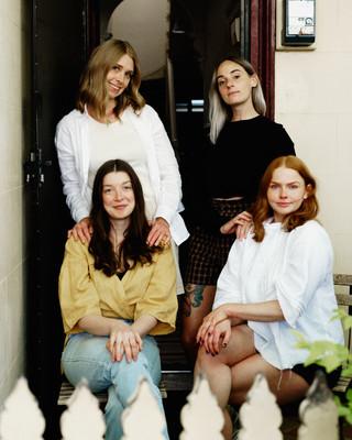 Britt, Alica, Maddie & Sarah