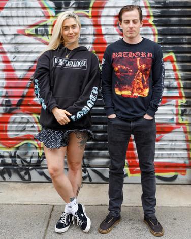 Robyn and Shaun