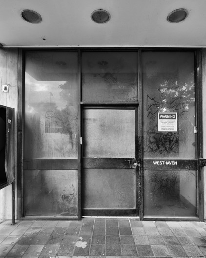 (former) Psychiatric Hospital entry