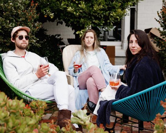 Rhys, Iona &  Laura