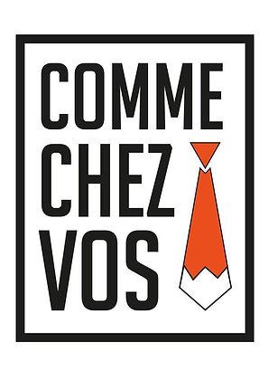 Stoofvlees van Comme Chez Vos