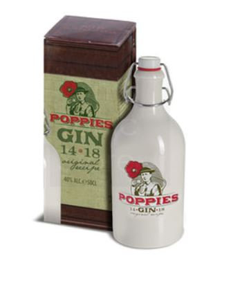 Poppies Gin (50cl)