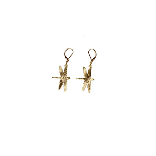 Stunning Dragonfly Earrings