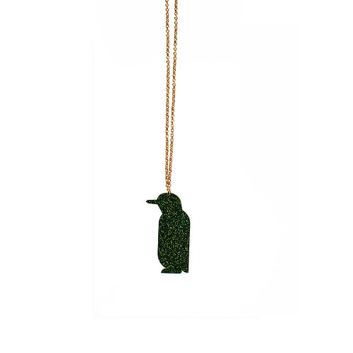 Funny and Funcky Pinguin Necklace