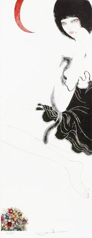 黒猫と女|Masakane Yonekura Art Museum @ Web