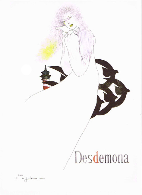 Desdemona|Masakane Yonekura Art Museum @ Web