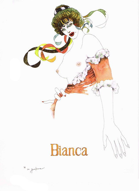 Bianca|Masakane Yonekura Art Museum @ Web