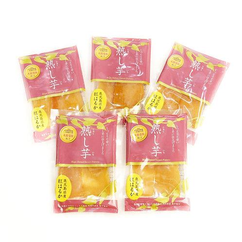 熟し芋 |2016年日本農業新聞 一村逸品大賞受賞 鹿児島県産さつまいも『紅はるか』使用 黄金色のおいもスイーツ