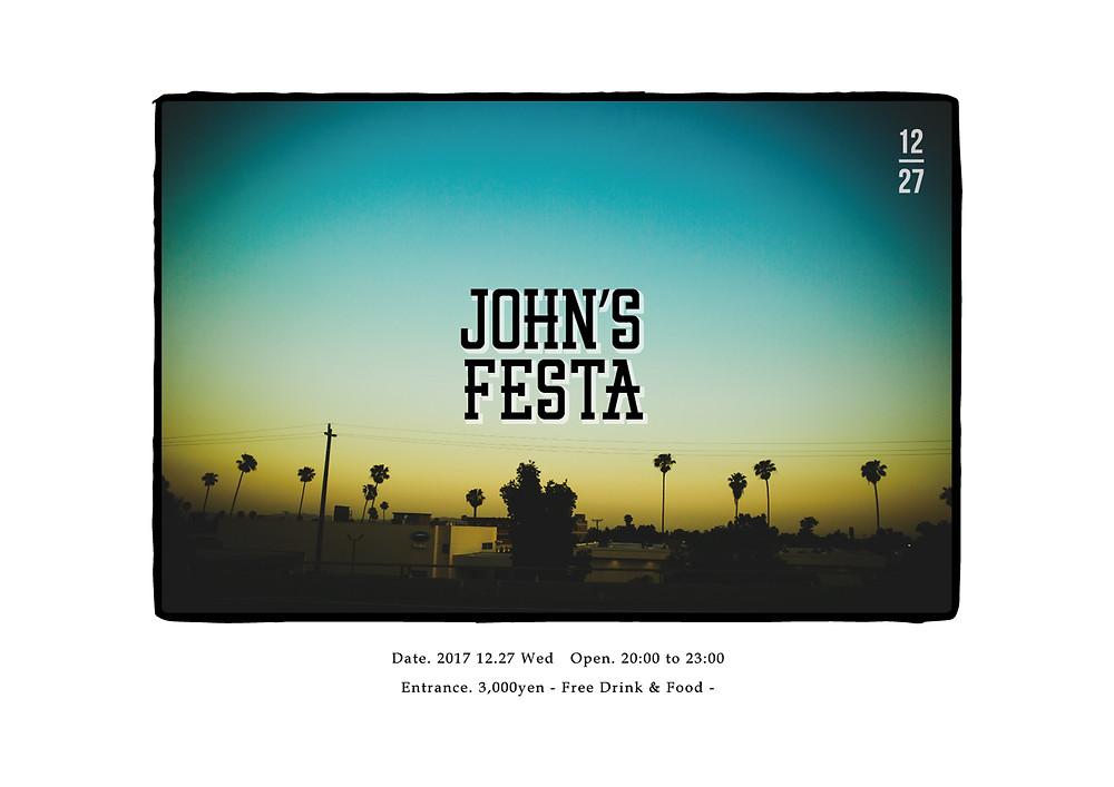 JOHN'S FESTA|Grub
