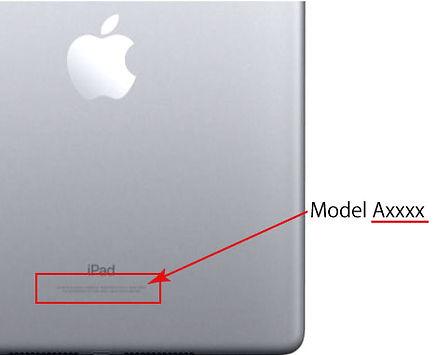 iPad全機種に対応。1つから作れるブック型カバー。