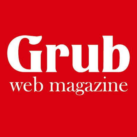 Grub Magazine リニューアルのお知らせ