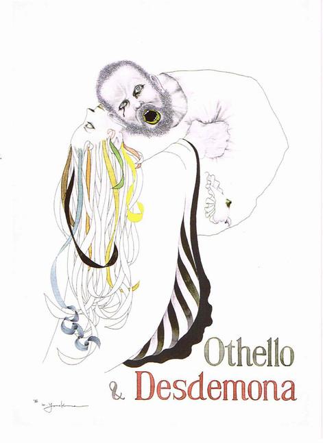 Othello & Desdemona|Masakane Yonekura Art Museum @ Web