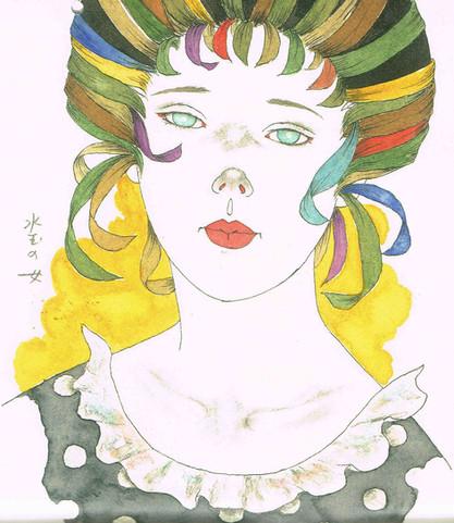水玉の女 Masakane Yonekura Art Museum @ Web