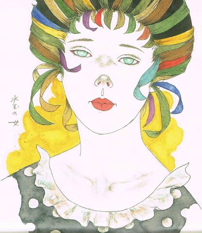 水玉の女|Masakane Yonekura Art Museum @ Web