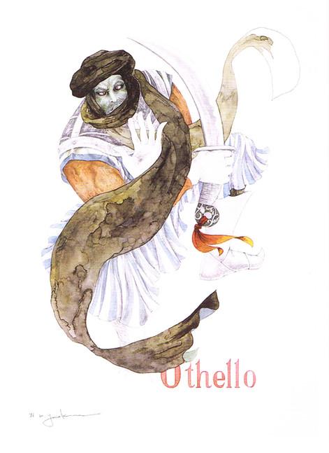Othello|Masakane Yonekura Art Museum @ Web