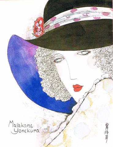 宵待草 Masakane Yonekura Art Museum @ Web
