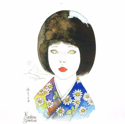旅立ちの日 Masakane Yonekura Art Museum @ Web