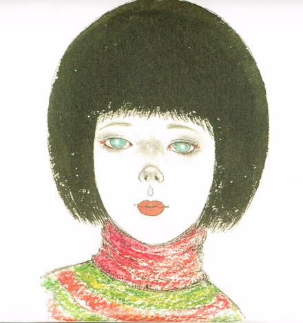 少女|Masakane Yonekura Art Museum @ Web
