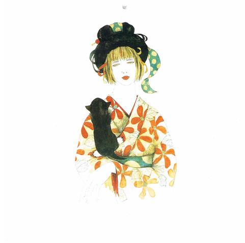 2003年 カレンダーより|Masakane Yonekura Art Museum @ Web