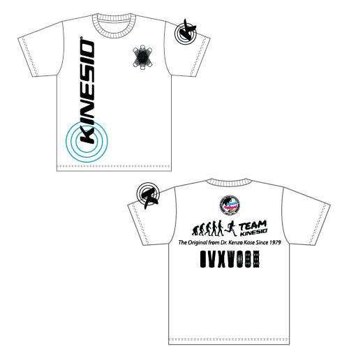 一社)キネシオテーピング協会様 Tシャツ