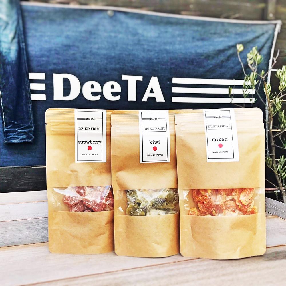 DeeTA ドライフルーツ